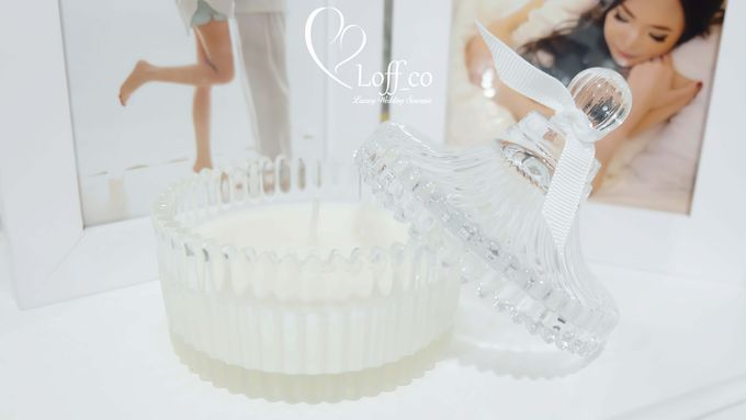 Aromatherapy Candle by Loff_co souvenir - 012