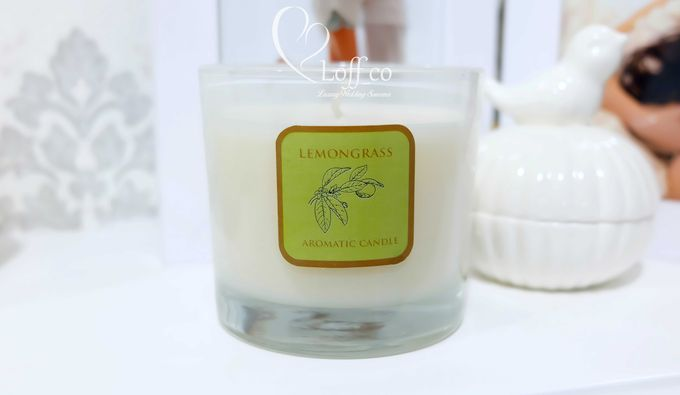 Aromatherapy Candle by Loff_co souvenir - 015