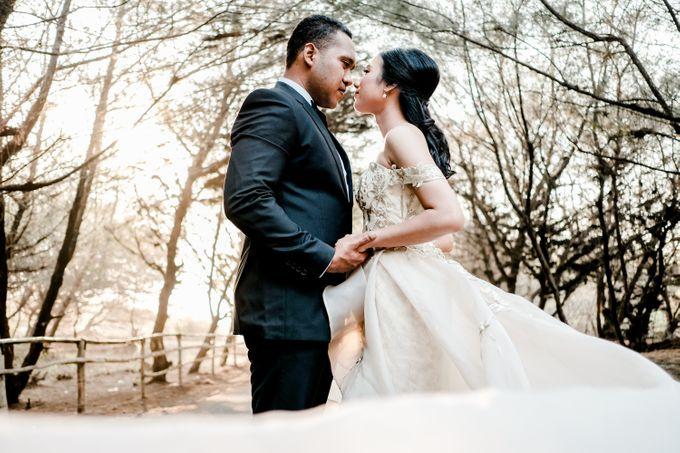 Pre Wedding Ines & Moses by Bondan Photoworks - 031