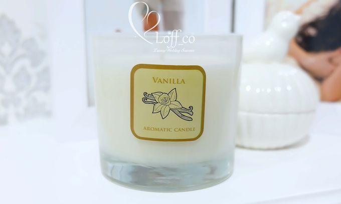 Aromatherapy Candle by Loff_co souvenir - 014