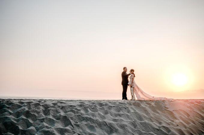 Pre Wedding Ines & Moses by Bondan Photoworks - 030