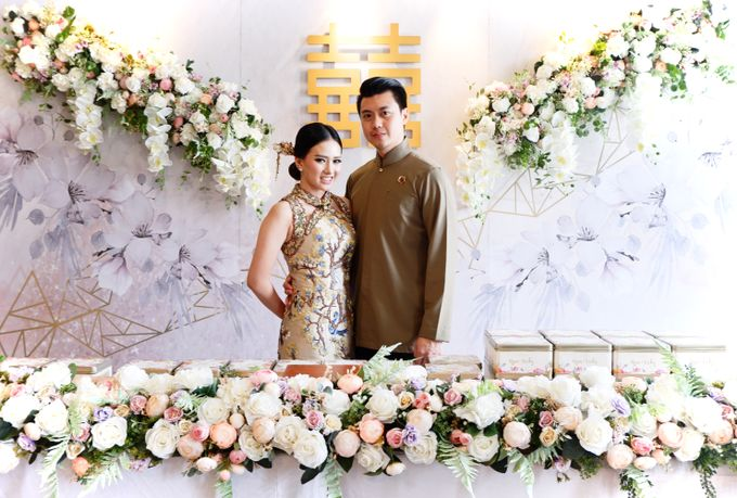 Ryan & Vicky Engagement by Sparks Luxe Jakarta - 007