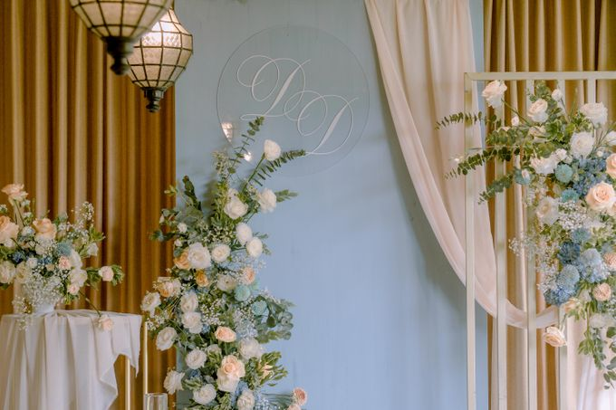 Engagement Decoration Of Diah & David by ULI by tnf - 005