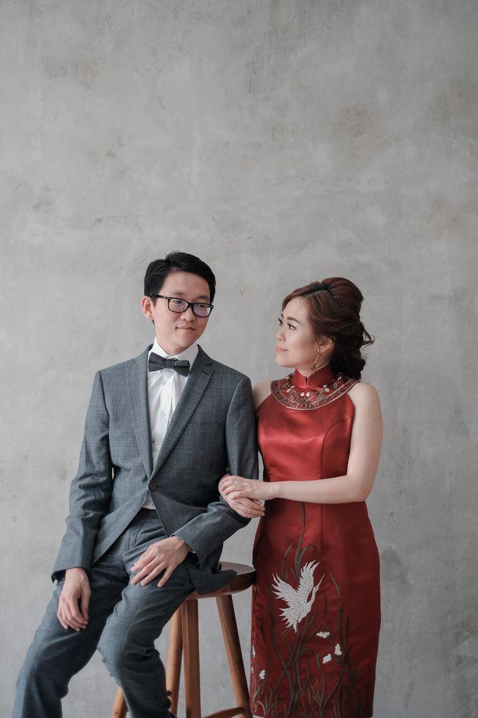 Pre-Wedding of Anthony & Elisa by kvn.photoworks - 001
