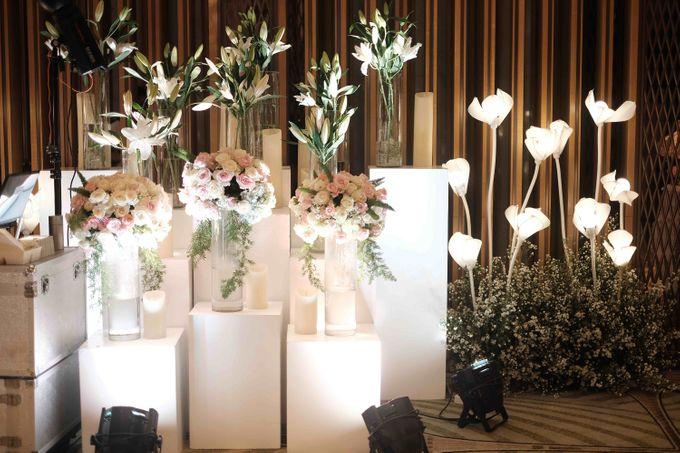 Wedding - MELISA & TOMMY by ASA organizer - 009