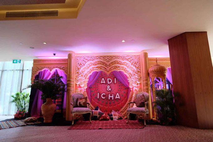 Adi and Icha by PRIVATE WEDDING ORGANIZER - 005