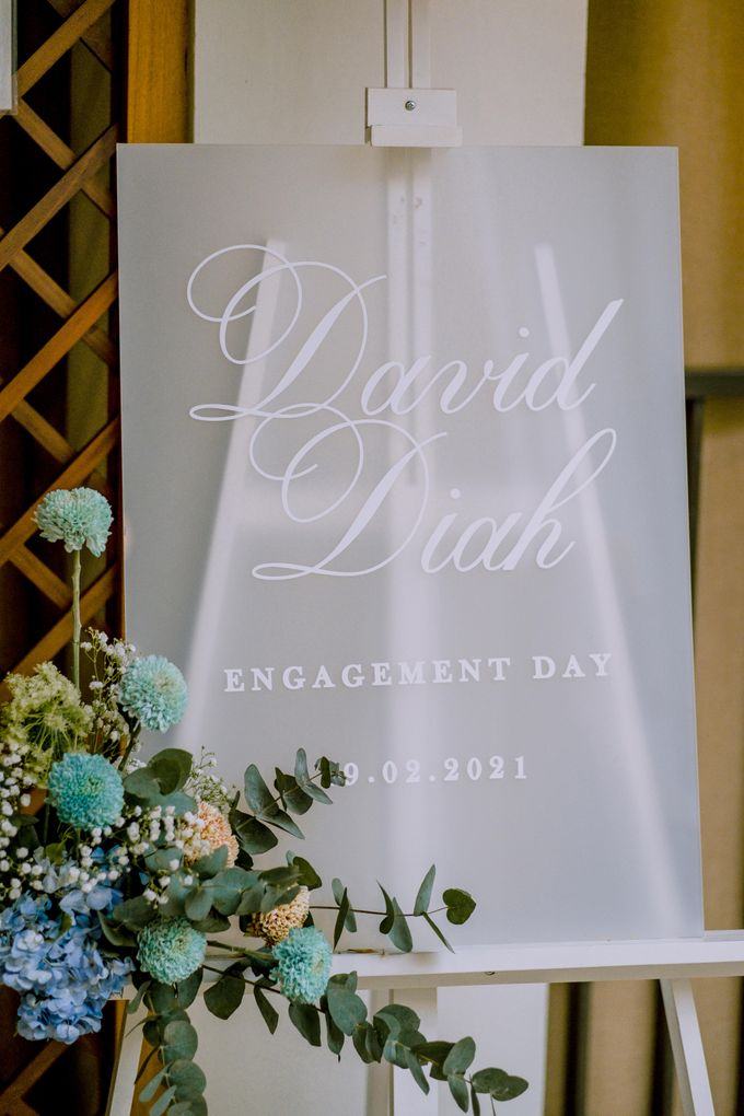 Engagement Decoration Of Diah & David by ULI by tnf - 007