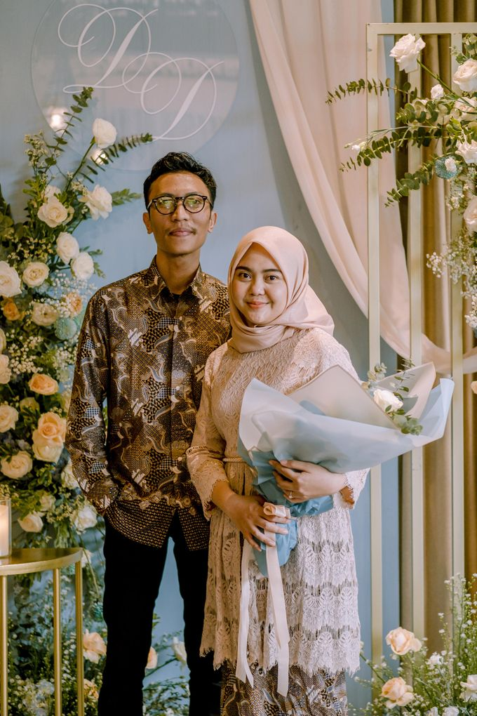 Engagement Decoration Of Diah & David by ULI by tnf - 006