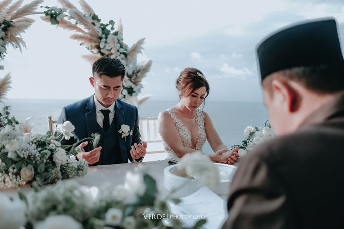 Andy & Ernie Wedding by KAMAYA BALI - 007
