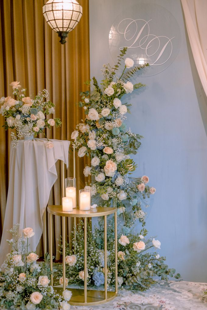Engagement Decoration Of Diah & David by ULI by tnf - 008