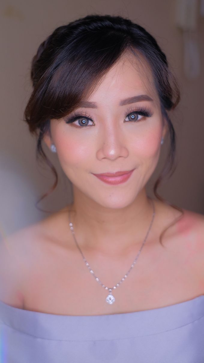 Sister Of Bride by csmakeuparts - 012