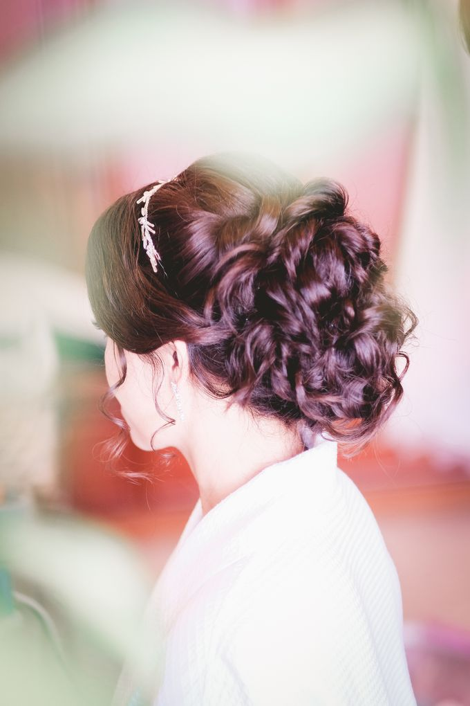Wedding & Solemnization for Gavin & Emmy by WillieHaz Hair & Beauty - 008