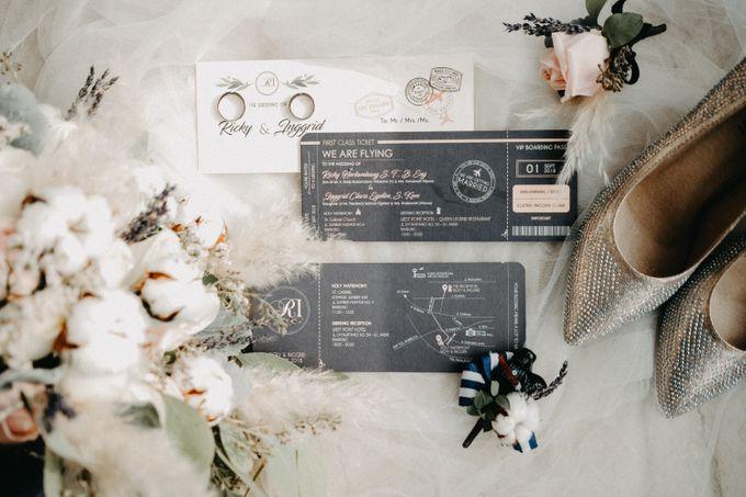 Weddingday Ricky & Inggrid by Topoto - 005