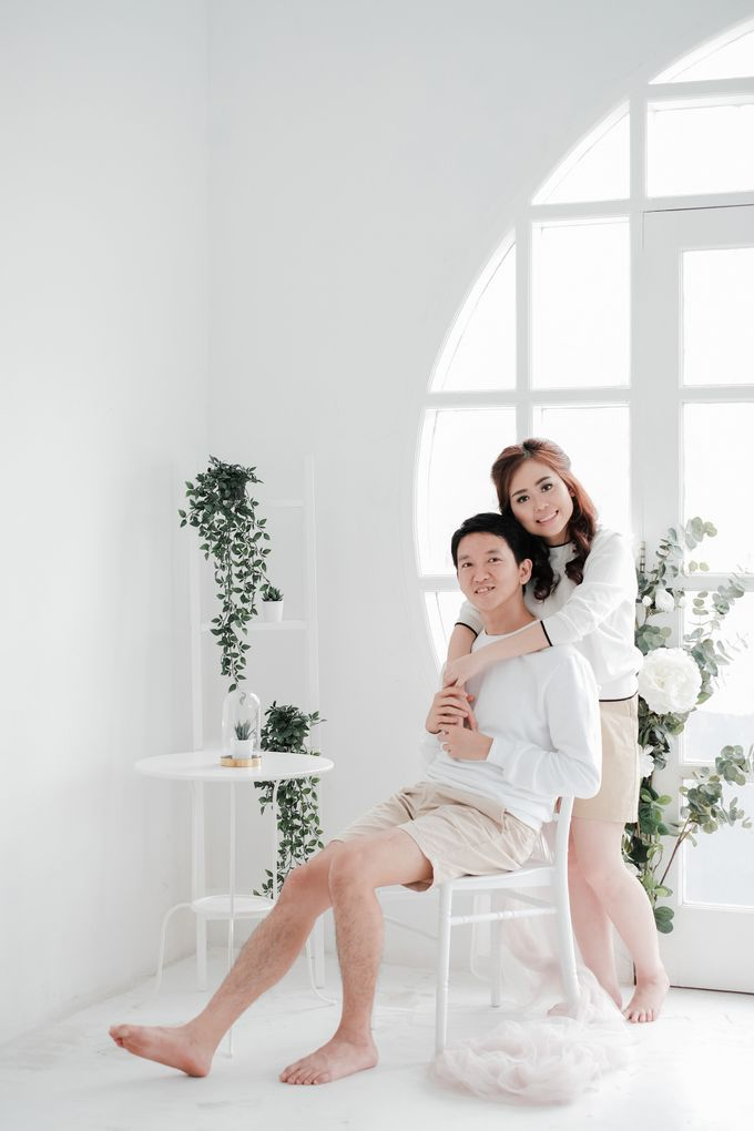 Pre-Wedding of Anthony & Elisa by kvn.photoworks - 010