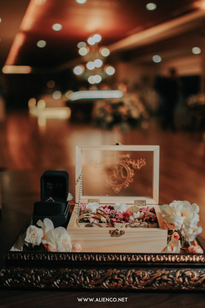 The Wedding Of Cindy & Himawan by alienco photography - 004