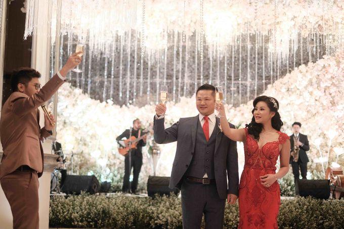 Wedding - MELISA & TOMMY by ASA organizer - 008