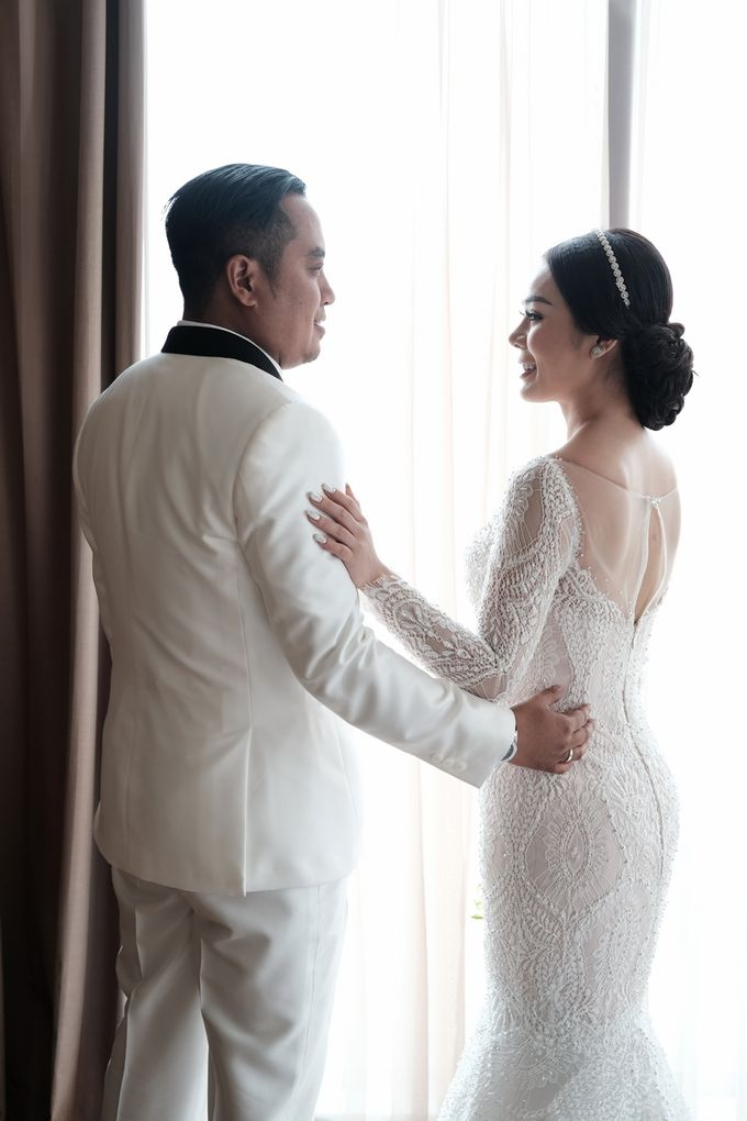 UMBU & INNEKE WEDDING by InterContinental Bandung Dago Pakar - 009