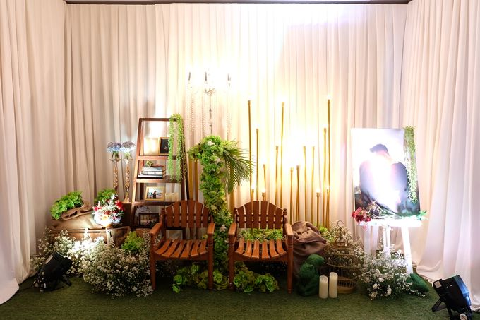 wedding of Alam & Angel by La'SEINE Function Hall - 001