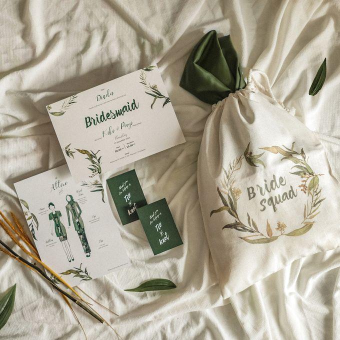 Kiki & Pingi - Bridesmaid Hampers by FOYYA - 001