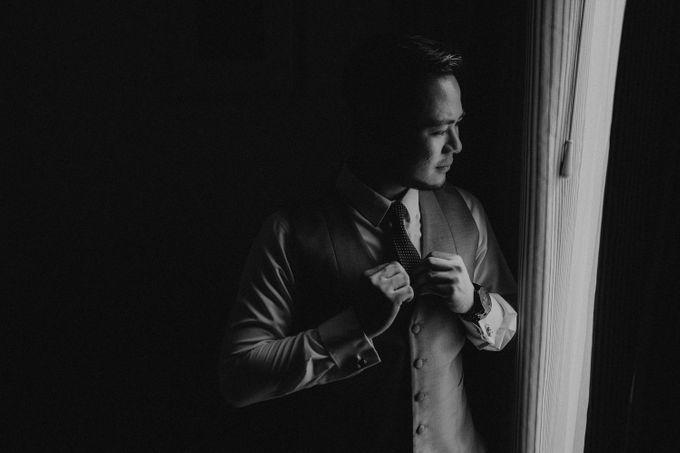 Weddingday Ricky & Inggrid by Topoto - 011