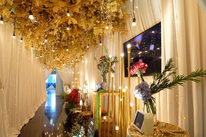 wedding of Alam & Angel by La'SEINE Function Hall - 002