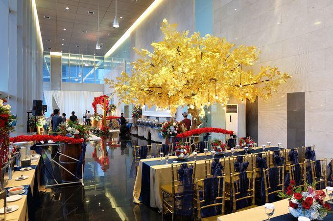 wedding of Alam & Angel by La'SEINE Function Hall - 003