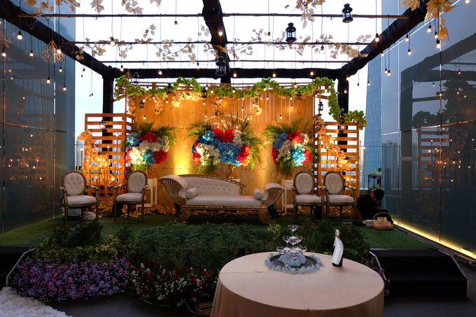 wedding of Alam & Angel by La'SEINE Function Hall - 005