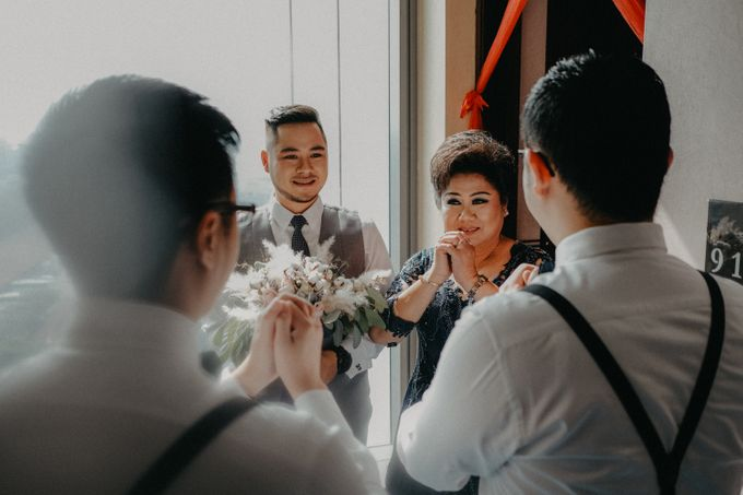 Weddingday Ricky & Inggrid by Topoto - 013