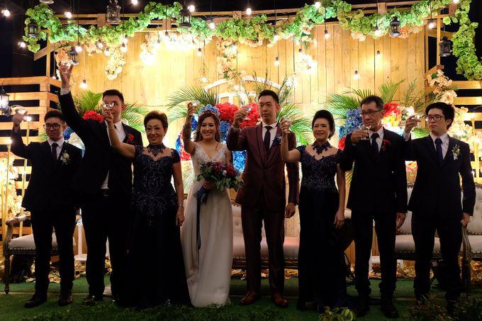 wedding of Alam & Angel by La'SEINE Function Hall - 007