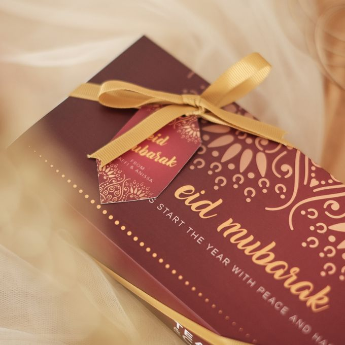special Ramadhan edition by Tea & Co Gift - 005