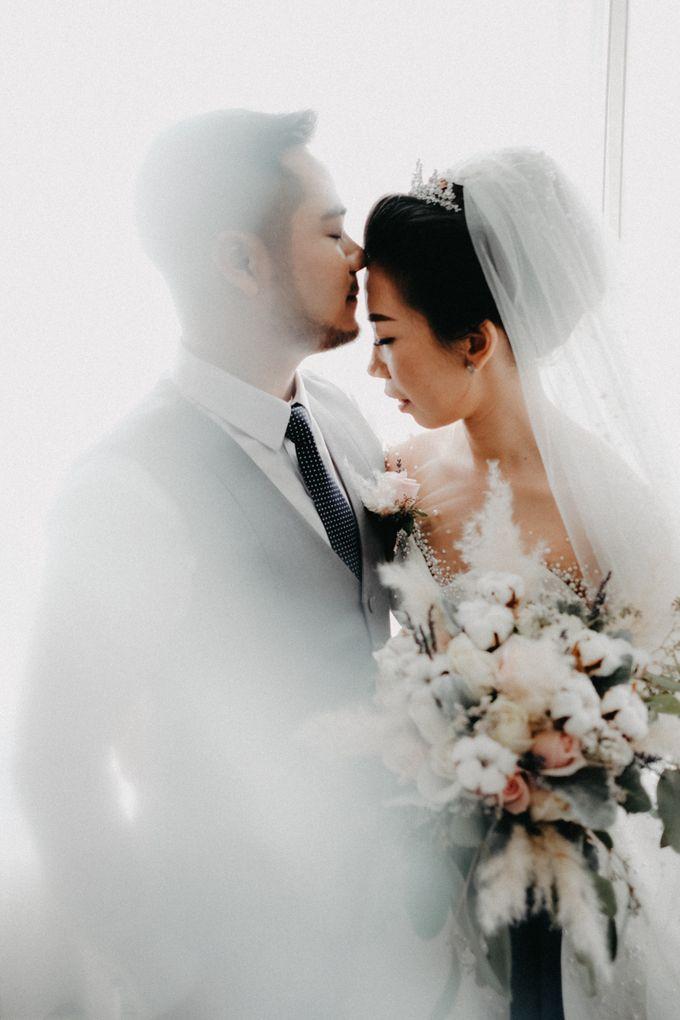 Weddingday Ricky & Inggrid by Topoto - 014