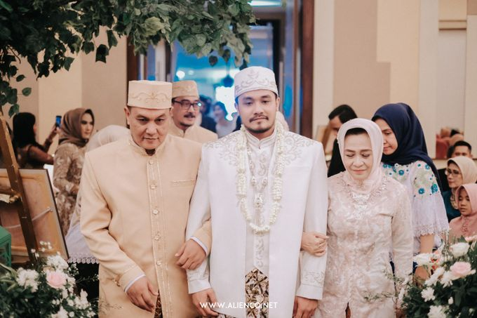 The Wedding Of Cindy & Himawan by alienco photography - 009