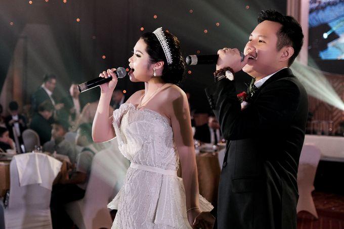 Wedding Day by Dicky - Ronny Selvi by JW MARRIOTT HOTEL MEDAN - 006