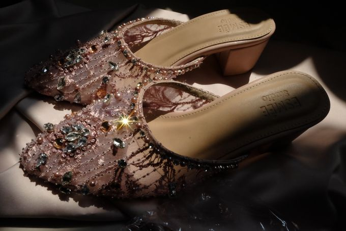 Bridal Shoes II by ESMEE Studio - 007