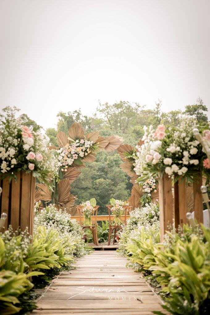 Wedding of Raissa & Arif by Saturasi Moment - 001