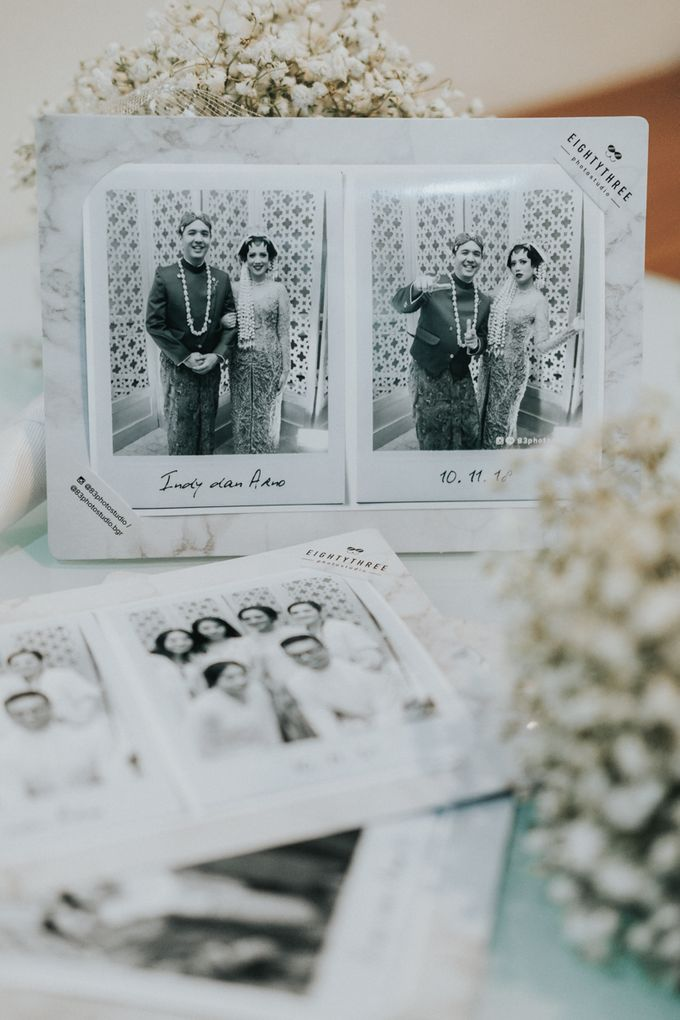 Indy and Arno Wedding by 83photostudio - 002