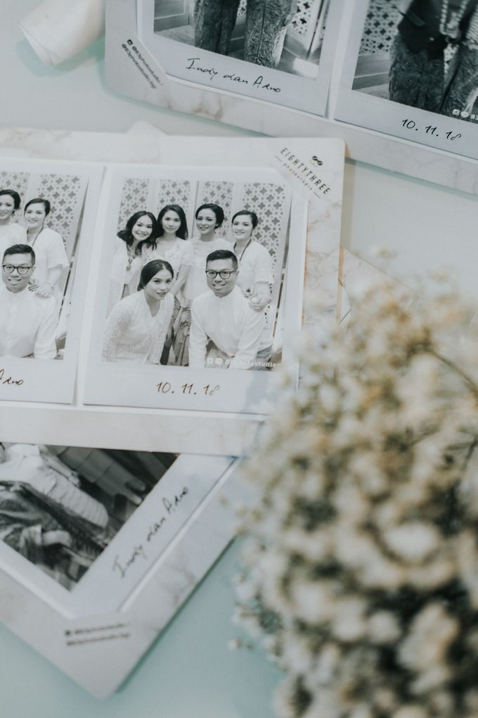Indy and Arno Wedding by 83photostudio - 001