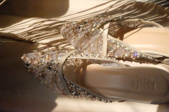 Bridal Shoes II by ESMEE Studio - 006
