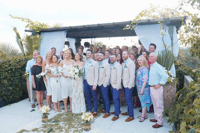 Garden Rooftop Wedding by Bisma Eight - 010