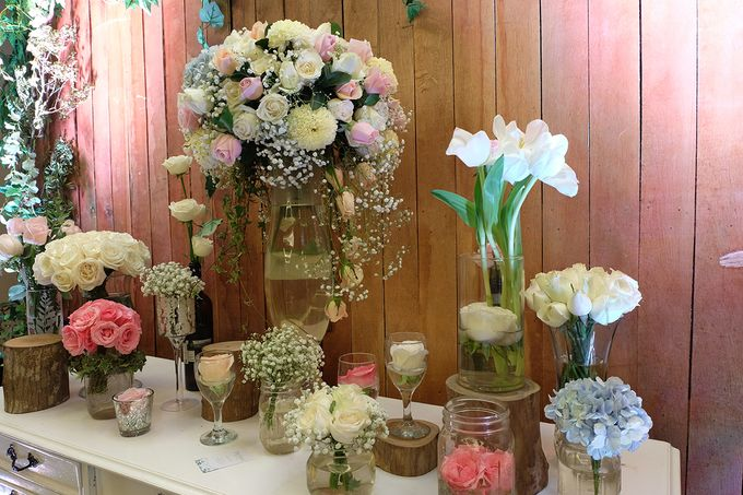 The Wedding of Melissa & Ossy by The Swan Decoration - 032