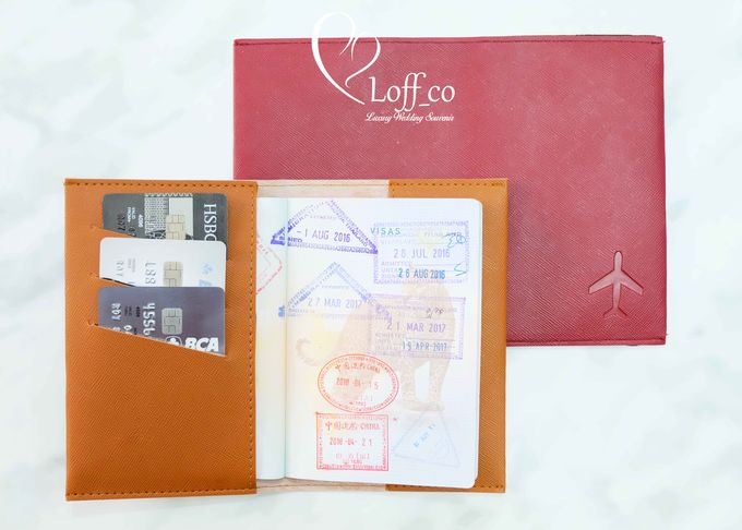Functional Pouch, Passport & Card Holder by Loff_co souvenir - 029