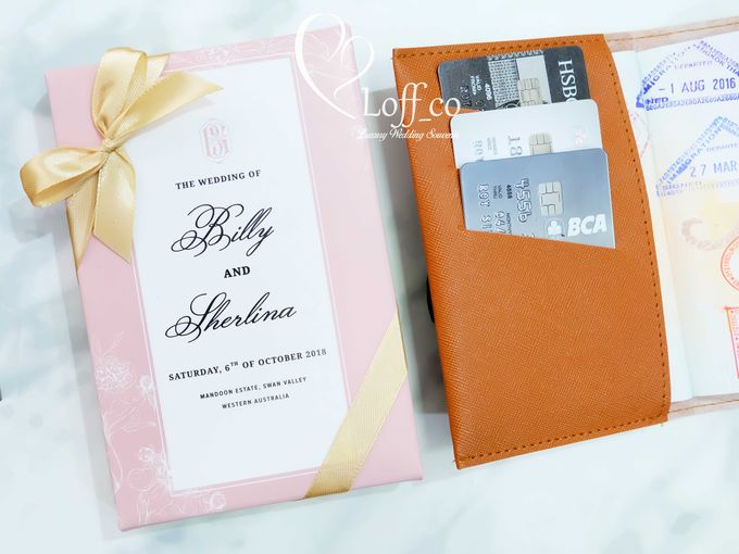 Functional Pouch, Passport & Card Holder by Loff_co souvenir - 026