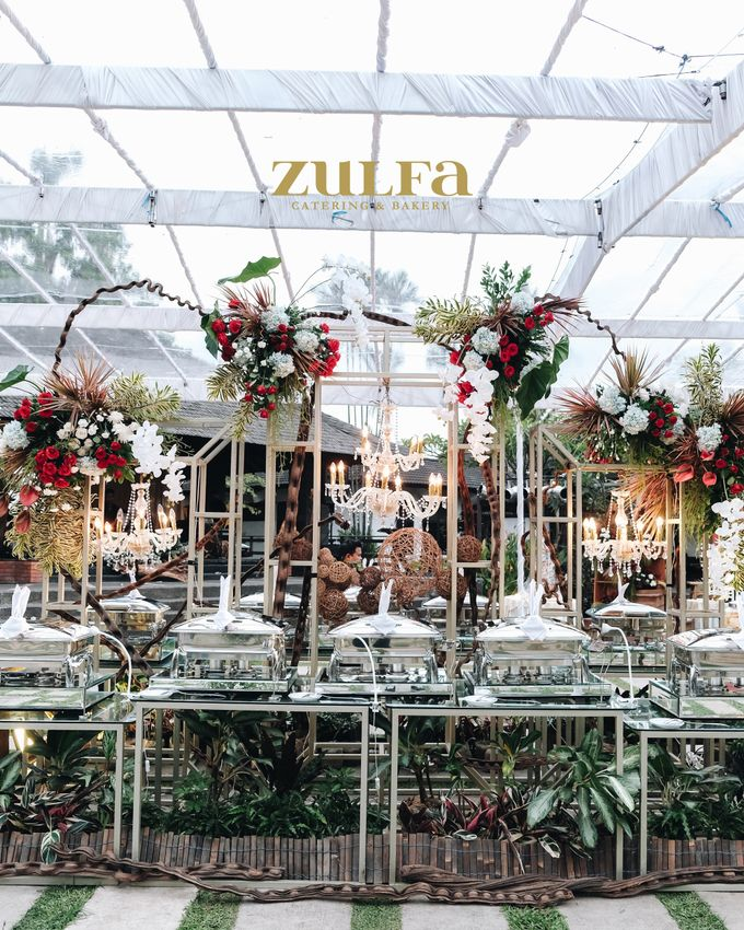 Wulan & Haidar - 26 Januari 2019 - Puri Suryalaya by Zulfa Catering - 005