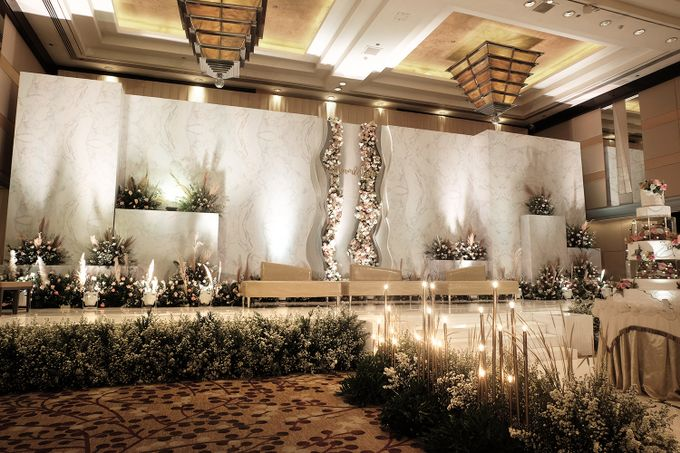 William & Devie - Grand Hyatt Jakarta by The Swan Decoration - 004