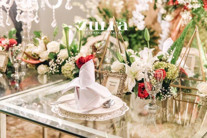 Wulan & Haidar - 26 Januari 2019 - Puri Suryalaya by Zulfa Catering - 029