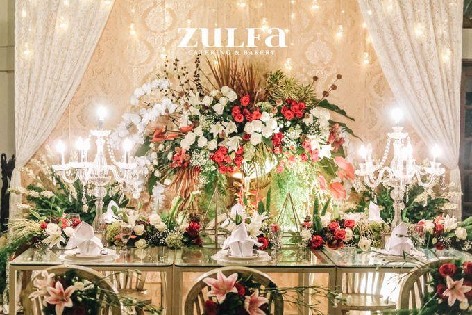 Wulan & Haidar - 26 Januari 2019 - Puri Suryalaya by Zulfa Catering - 030