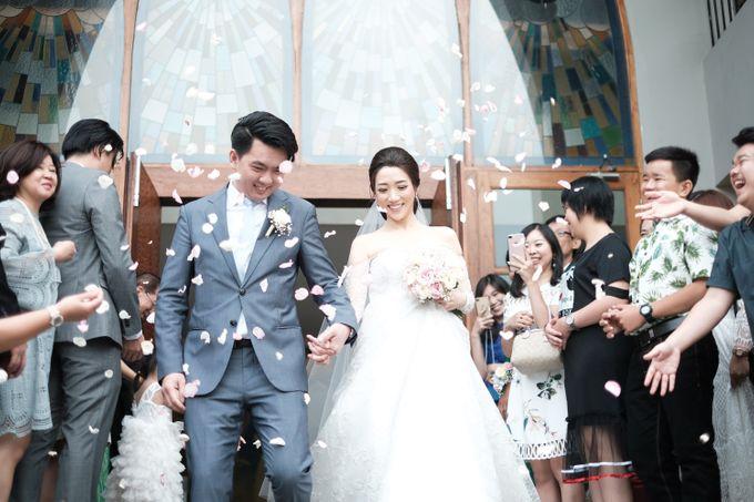 Gunawan & Hikari Wedding by Love Bali Weddings - 004