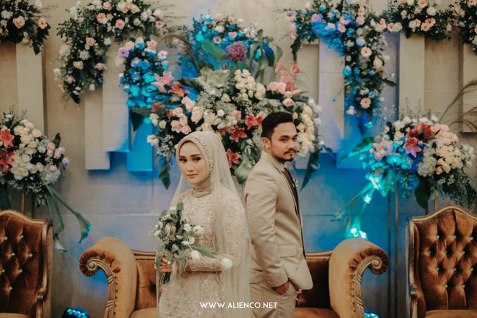 The Wedding Of Cindy & Himawan by alienco photography - 017