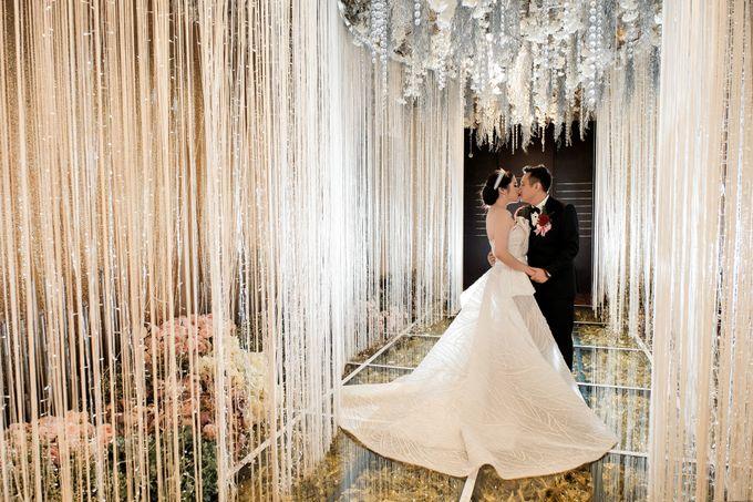 Wedding Day by Dicky - Ronny Selvi by JW MARRIOTT HOTEL MEDAN - 008
