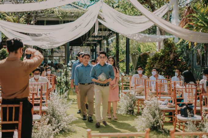 The Wedding of Ayutya and Panji by Bali Flower Decor - 014